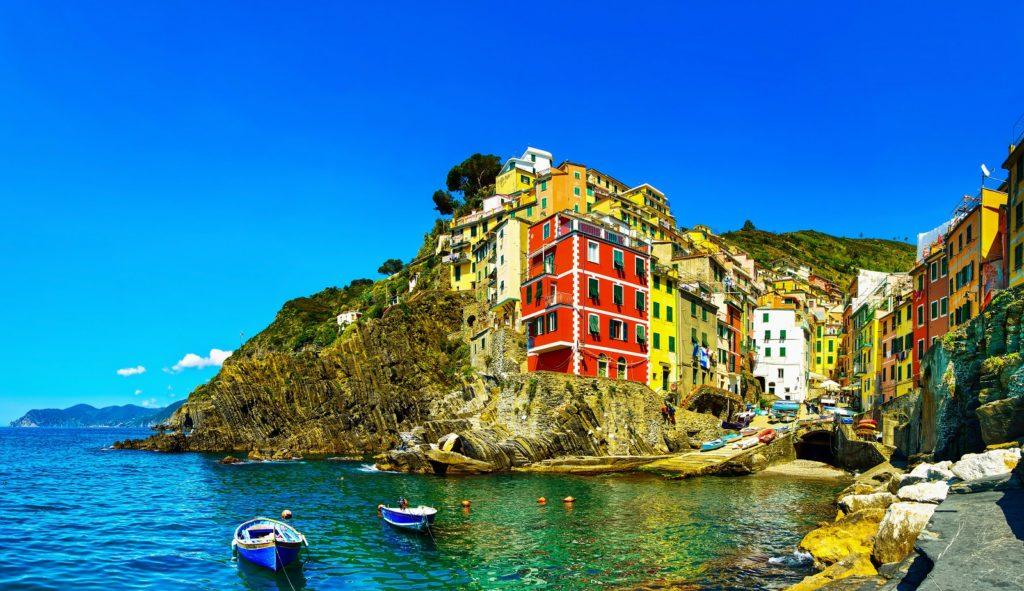 Feinkost aus Italien, Ligurien
